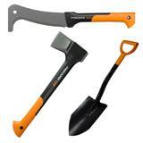 Топоры, лопаты, мачете