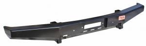Бампер РИФ силовой передний УАЗ Хантер усиленный без защитной дуги