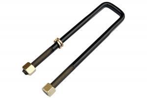 Стремянка РИФ 245 мм для УАЗ Буханка (рессоры шириной 45 мм) лифт к штатной 40 мм