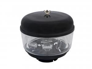"""Насадка Telawei на шноркель с предочистителем воздуха прозрачная (диаметр 3.5"""")"""