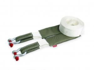Динамический строп (рывковый) 4.5 т 5 м серия Туризм с шаклами 2 т