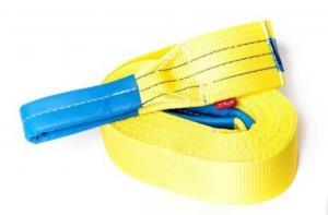 Удлинитель лебедочного троса 8т. 15 м. (Ширина 90 мм)