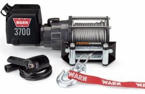 Лебедка WARN Works 3700 DC (новая)