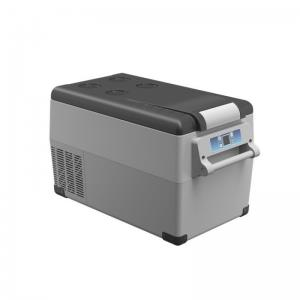 Холодильник автомобильный ALPICOOL CF (35 л) 12/24/220 В (зона заморозки/охлаждения)