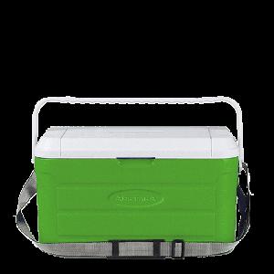 Изотермический контейнер 20 литров зелёный