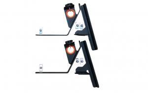 Комплект креплений на багажник сенд-траков MAXTRAX MTXRRMK