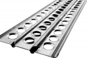 Сэнд-трак РИФ 200x44 см алюминиевый усиленный