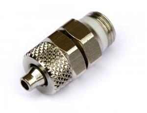 Соединение 6/4-1/8 под гибкую трубку с упл.кольцом