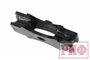 Проставка РИФ рессора-мост УАЗ Буханка для рессор шириной 45 мм, лифт 30 мм