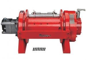 Лебёдка гидравлическая  Runva 20000 lbs 9072 кг уцененная (без троса)