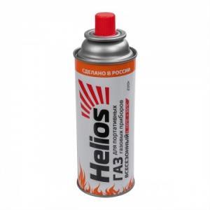 Баллон газовый цанговый  Helios 220 гр