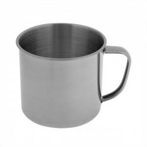 Кружка без крышки 8см нержавеющая сталь (PR-K-8)