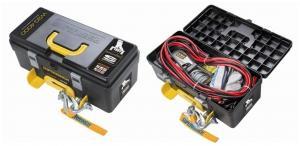 Winch2Go 4000 SR лебедка переносная с синтетическим тросом в коробке