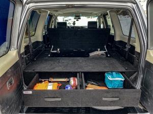 "Органайзер ""Комфорт"" для Nissan Patrol Y61"