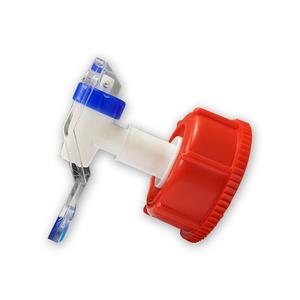 Кран-диспенсер для подачи воды из канистры