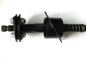 Вал рулевой колонки УАЗ Патриот промежуточный с демпфером (в сборе с опорным подш.)