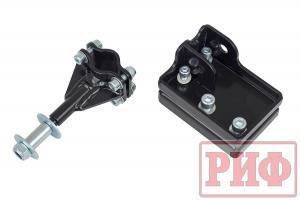 Кронштейны для крепления рулевого демпфера для Suzuki Jimny