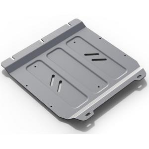 Защита картера алюминий 6 мм  Toyota Tundra, V - 5.7 (2007+)