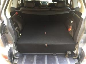 Органайзер для Mitsubishi Outlander XL