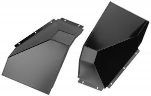Защита бачка омывателя под бампер РИФ для Mitsubishi L200 2015-2019