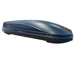 Бокс автомобильный Магнум 330(черный, тиснение «КАРБОН» ) 1850*600*420