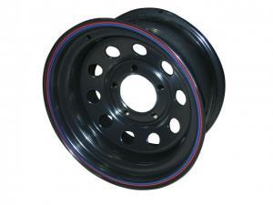 Диск усиленный ВАЗ НИВА стальной черный  5x139,7 7xR15 ET+25