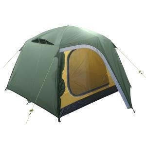 Палатка Point 3 BTrace (Зеленый/Бежевый)