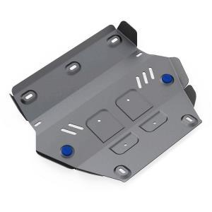 Защита радиатора Isuzu D-Max, V - 2.5TD (2012+)