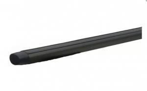 Перекладины с пазами 125см (аэродинамика чёрные)
