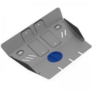 Защита картера алюминий 6 мм  Toyota FJ Cruiser (ч.1), V- 4.0 (2010+)
