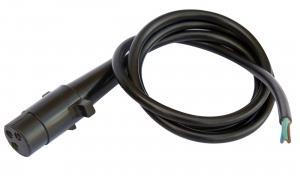 Разъем для пульта управления лебёдой Runva с кабелем 1 м