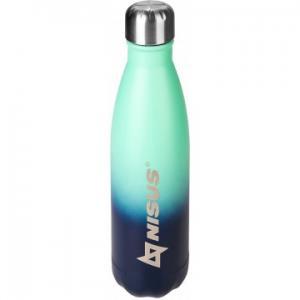 Термобутылка NISUS 500ML (зеленый/синий)
