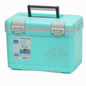Термобокс SHINWA Holiday Land Cooler 11H синий