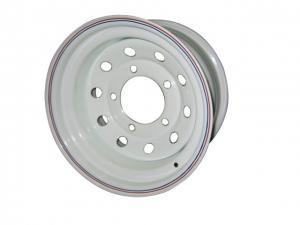 Диск усиленный ВАЗ НИВА стальной  белый 5x139,7 7xR15 ET+25