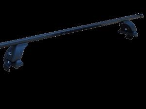 Багажник на крышу с дугами 1,3м прямоугольный в пластике  для Ford Kuga 2012+