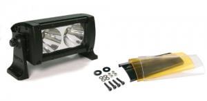 """Фара Wurton светодиодная 5"""" дальний свет 2 LED с фильтром"""