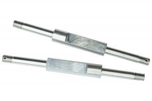 Стойки переднего стабилизатора РИФ усиленные УАЗ Патриот лифт 50 мм (2 шт.)