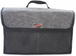 Сумка в багажник РОСТ для мелочей (ковролин) 40x25x12см
