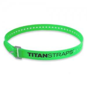 Ремень крепёжный TitanStraps Industrial зеленый L = 91 см (Dmax = 27 см, Dmin = 5,5 см)