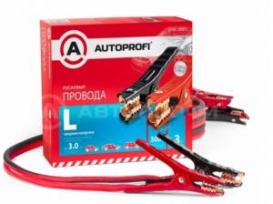 Провода пусковые AUTOPROFI AP/BC - 3000 L