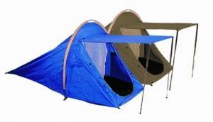 Палатка туристическая Kaiser Sport Biker2 одноместная