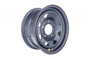 Диск усиленный ВАЗ НИВА стальной  5x139,7 7xR15 d98,5 ET+25 (треуг.)
