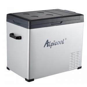 Холодильник автомобильный ALPICOOL 50 л 12/24/220 В серия С