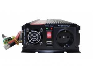 Инвертор напряжения redBTR автомобильный 24/220V 1500W