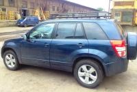 Алюминиевый багажник Suzuki Grand Vitara New