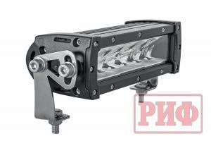 Фара светодиодная комбинированного света РИФ 206 мм 60W