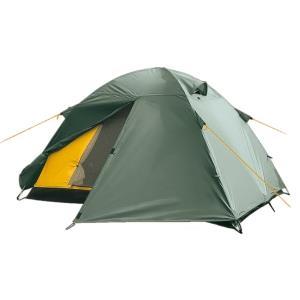 Палатка BTrace Malm 2+ (Зеленый/Бежевый)