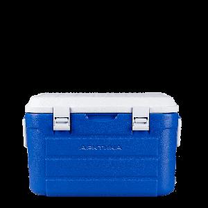Изотермический контейнер 30 литров синий