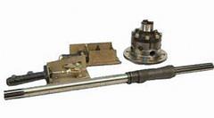 Комплект принудительной блокировки для заднего редукторного моста а/м УАЗ  гидро. приводом
