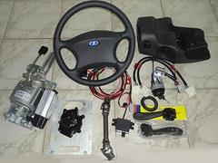 Электроусилитель руля Lada4x4. Полный комплект для установки